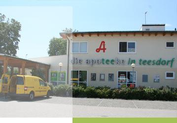 die Apotheke in Teesdorf